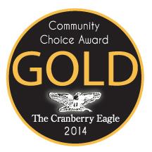Community Choice Gold Award – Cranberry Eagle