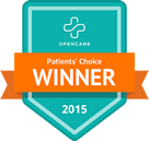 OpenCare Patients Choice Winner